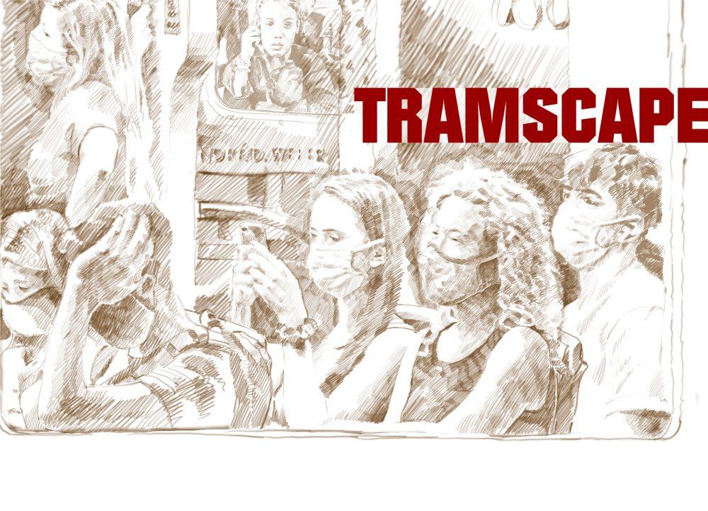 Tramscape, by Horia Marinescu